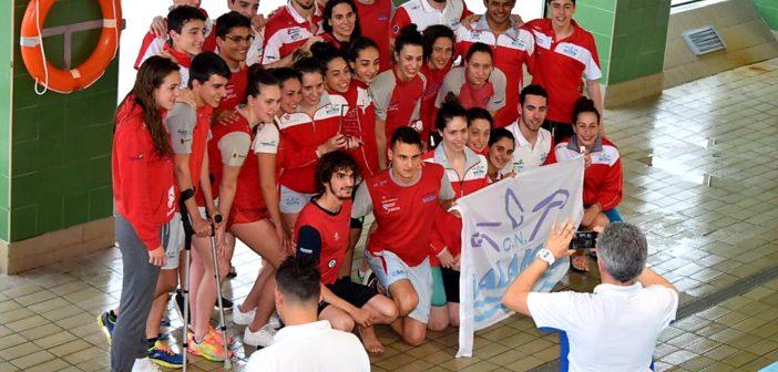 El Club Natación Galaico, Campeón de la Liga Galega de Clubs de División de Honra