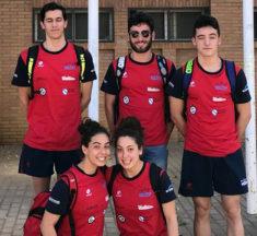 Gran trabajo de los nadadores del Galaico en el Campeonato de España Absoluto-Júnior
