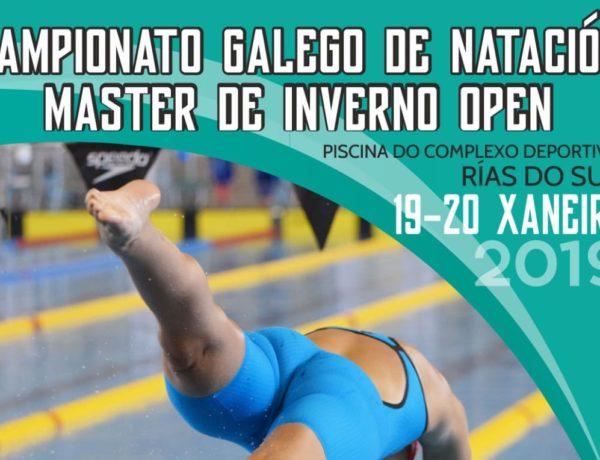 Convocatoria Campionato Galego Master de Inverno