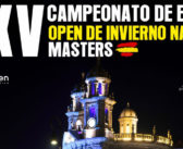 XXV CAMPEONATO DE ESPAÑA OPEN DE INVIERNO DE NATACIÓN MASTERS