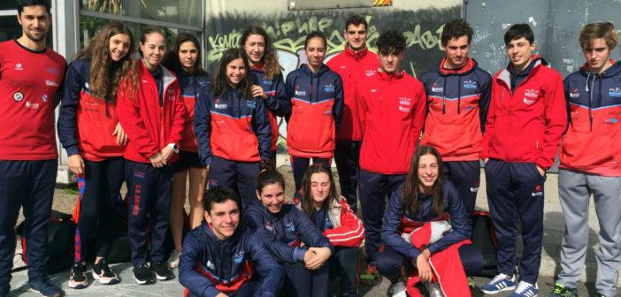 El Galaico regresa con 15 medallas del Gallego Infantil-Junior de Ourense