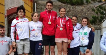 Magníficos resultados en la primera prueba del Circuito Galego de Augas Abertas