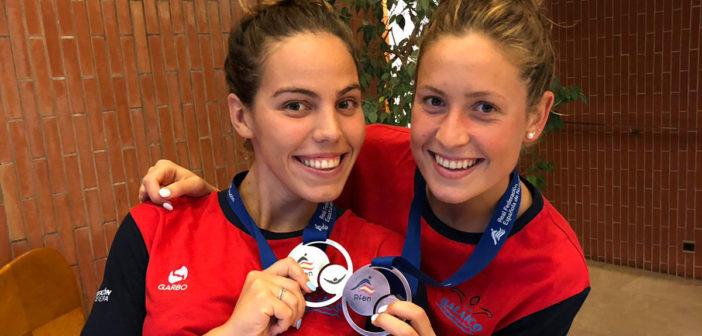 María Vilas y Bea Gómez participan en el Reto 75k en La Roda (Albacete)