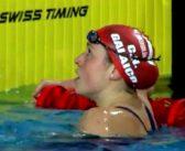 Bea Gómez roza el bronce de los 800 Libre de la Amsterdam Swim Cup 2019