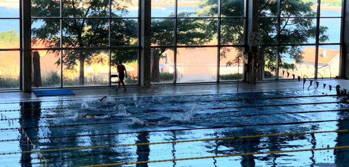 El Galaico ofrece jornadas gratuitas para probar la natación con el Club