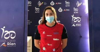 Antía García Silva participa en el Campeonato de España Absoluto de Invierno en Castellón